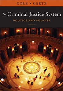 The Criminal Justice System: Politics and Policies e-book downloads