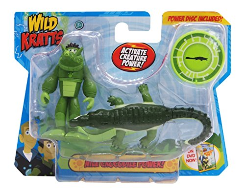 Wild Kratts Animal Power Set - Nile Crocodile Power