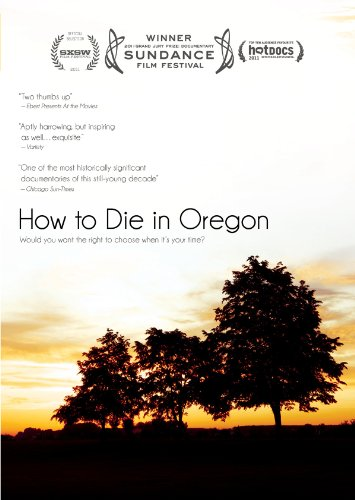 Cover art for  How to Die in Oregon