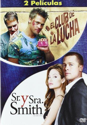 Sr. y Sra. Smith + El club de la lucha [DVD]