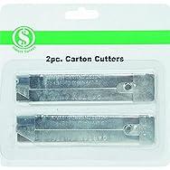 Carton Cutter - Smart Savers-2PC CARTON CUTTERS