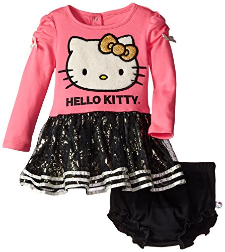 Hello-Kitty-Baby-Girls-Dress