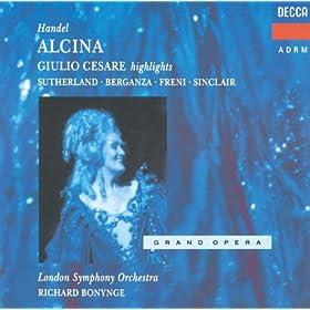 George Frideric Handel: Alcina / Act 3 - Un momento di contento