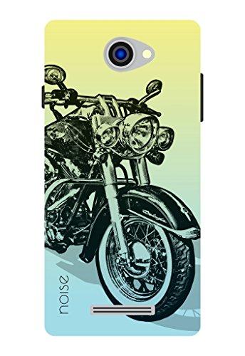 Noise Panasonic P55 Bike Rider Printed Cover