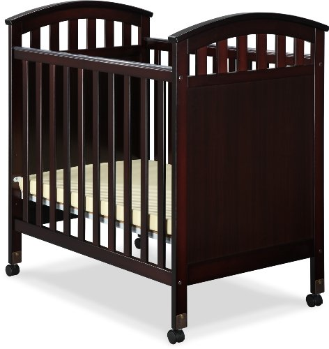 Delta Children Americana Cozy Crib, Dark Chocolate