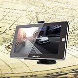 "CARCHET® 7"" Système Navi GPS RAM 128MB 4Go Bluetooth MP3 MP4 MP5 Europe Voiture"