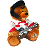 "by Cuddle Barn CB9635 Sings Elvis Presley's Classic Song""Teddy Bear"