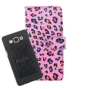 DooDa PU Leather Wallet Flip Case Cover With Card & ID Slots For Samsung Galaxy Mega 2