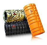 DB Praise フォームローラー Foam Roller 7色 健康器具 ローラー 効果的なスポーツトレーニング (G Camo)