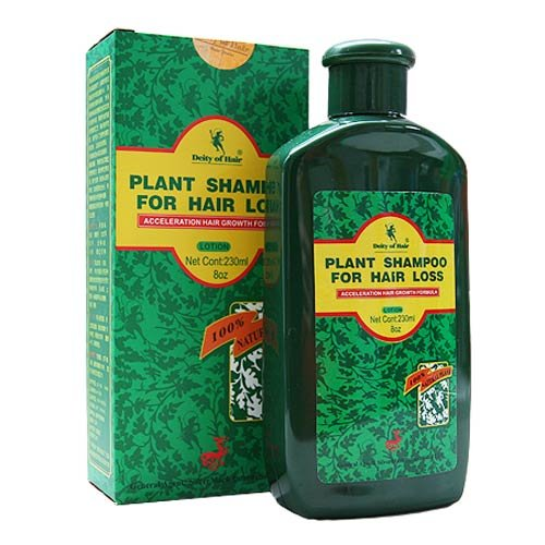 Deity of Hair Plant Shampoo for Hair Loss - Acceleration