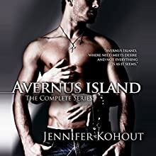 Avernus Island: The Complete Series Audiobook by Jennifer Kohout Narrated by Sierra Kline