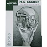 Escher's Hand with Reflecting Sphere 1000 pc Jigsaw Puzzle