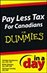 Pay Less Tax In a Day For Canadians F...