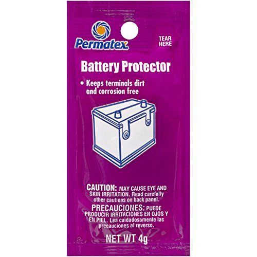 Permatex 09976 Counterman's Choice Battery Protector Grease, 4 g Pouch (Car Battery Protector compare prices)