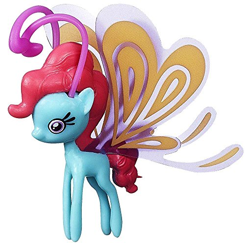 My Little Pony Friendship is Magic 2 Inch PVC Figure Series 10 Cloudia Breezie - 1