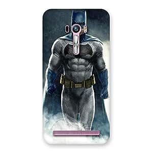 Premium Blue Knight Walk Back Case Cover for Zenfone Selfie