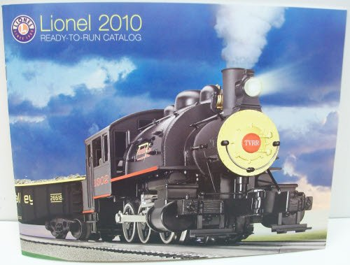 Lionel 2010 Ready-To-Run Catalog - 1