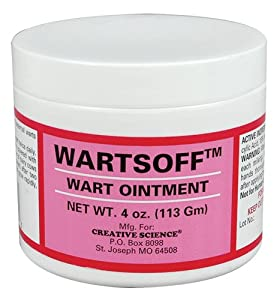 Wartsoff - 4 oz by BUTLER SALES