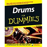 Drums For Dummies (2Nd Edition)by Jeff Strong