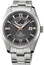 ORIENT Men's Watch ORIENT STAR Urban Standard titanium mechanical automatic (with manual winding) dark gray WZ0011AF
