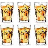 Leerdam 922212 Verres à Cocktail 41 cl Trempé 6 Pièces Rocks