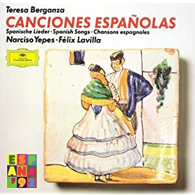 Various: Canciones espa�olas (2 CDs)