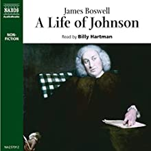 A Life of Johnson | Livre audio Auteur(s) : James Boswell Narrateur(s) : Billy Hartman