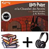Harry Potter, II : Harry Potter et la Chambre des Secrets Audiobook PACK [book + 2 CD MP3] (French Edition)