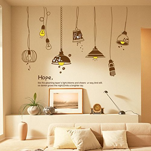 zpl pumi pvc wand aufkleber w nde schlafzimmer wohnzimmer sofa herausnehmbar kronleuchter. Black Bedroom Furniture Sets. Home Design Ideas