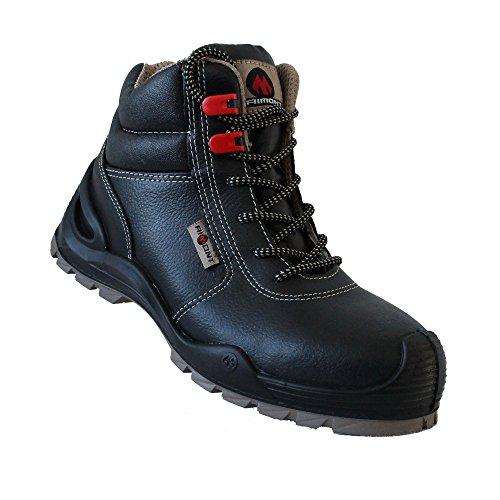 Aimont-S3-Sicherheitsschuhe-Arbeitsschuhe-hoch-VIS-Dominus-40