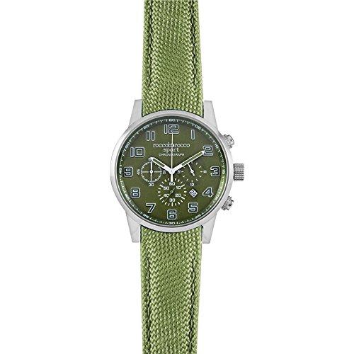 orologio cronografo unisex RoccoBarocco Sport trendy cod. RBS0021