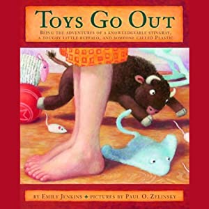 Toys Go Out | [Emily Jenkins]