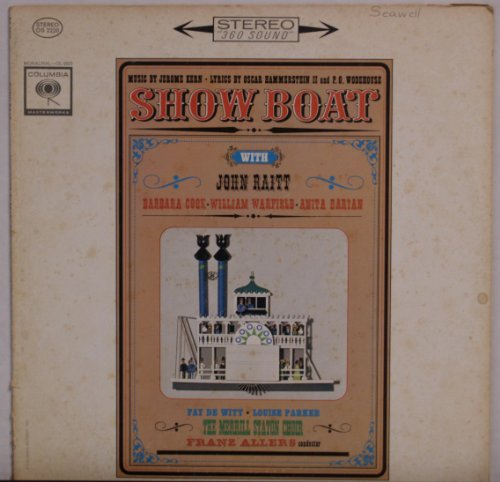 Show Boat [ With John Raitt~LP Vinyl ]