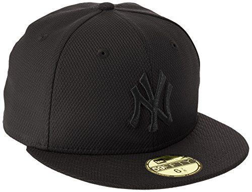 New Era Diamond Seasonal Ny Yankees Cappellino 7 3/8 Nero