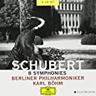 Schubert : Symphonies (Coffret 4CD)