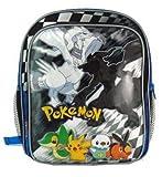 Pokemon Black and White Kids Backpack Tepig Snivy Oshawott