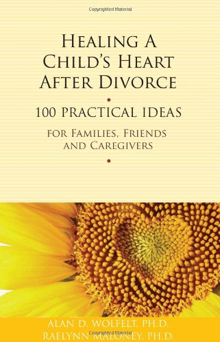 Healing a Child's Heart After Divorce: 100 Practical Ideas for Families, Friends and Caregivers (Healing a Grieving Heart series)