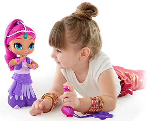 Shimmer Remote Control Doll