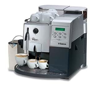 Saeco RI9914/01 Kaffeevollautomat ROYAL CAPPUCCINO silber/schwarz