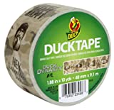 Duck Brand 240812 Duck Dynasty Printed Duct Tape, 1.88-Inch by 10-Yard, 1-Pack