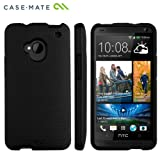 Case-Mate 日本正規品 au HTC J One HTL22 Hybrid Tough Case, Black/Black ハイブリッド タフ ケース CM027637