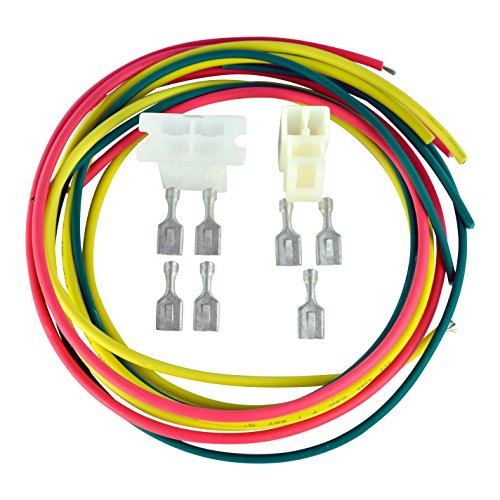 Ricks Motorsport Electric Rectifier/Regulator Wiring Harness Connector Kit 11-108