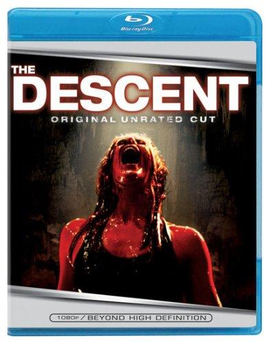 The Descent / Спуск [Зловещая темнота] (2005)