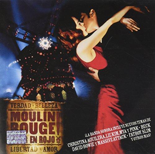 Nicole Kidman - Moulin Rouge Music From Baz Luhrmann