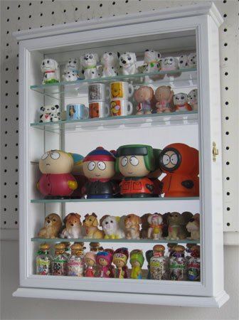 Best Rated Wall Mounted Curio Cabinets - cover