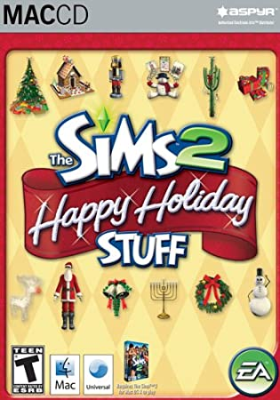 The Sims 2 Happy Holiday Stuff Pack