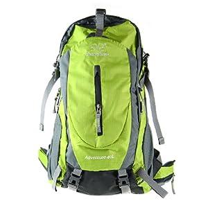outt sac dos vert 40l pour camping voyage randonn e etc sports et loisirs. Black Bedroom Furniture Sets. Home Design Ideas
