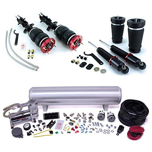 Air Lift 77723 05- Mustang Complete Air Suspension Kit