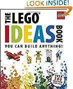 The LEGO Ideas Book by Daniel Lipkovitz Book Cover