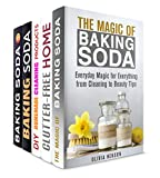 Clean Your Home Box Set (5 in 1): Baking Soda Tips, DIY Homemade Cleaning Products and Secrects of Clutter-Free Home (Household Cleaning Hacks)